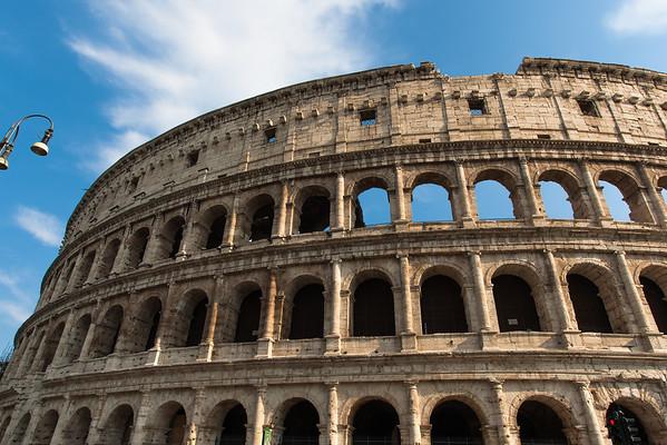 Roman Colossium