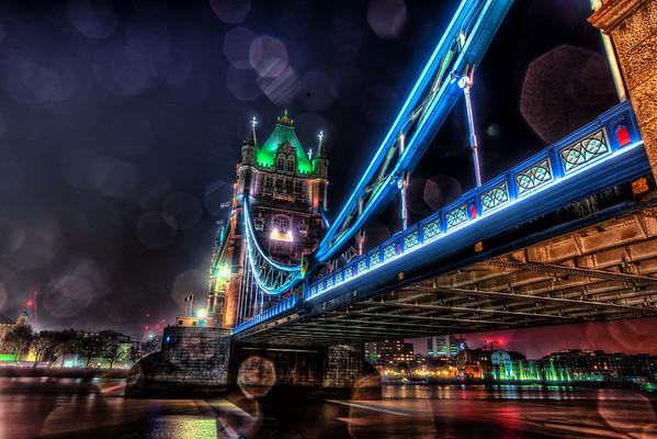 Under The Tower Bridge